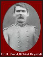 1st Lt. David Richard Reynolds